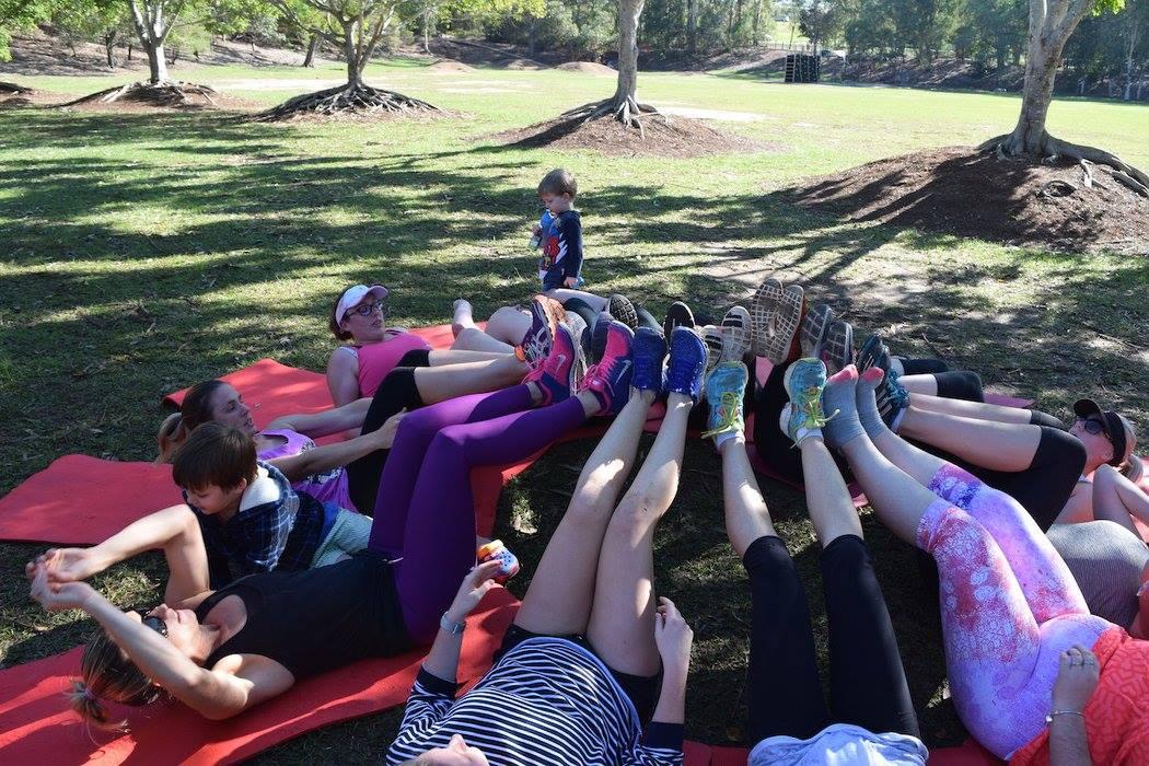 outdoorgrouptraining