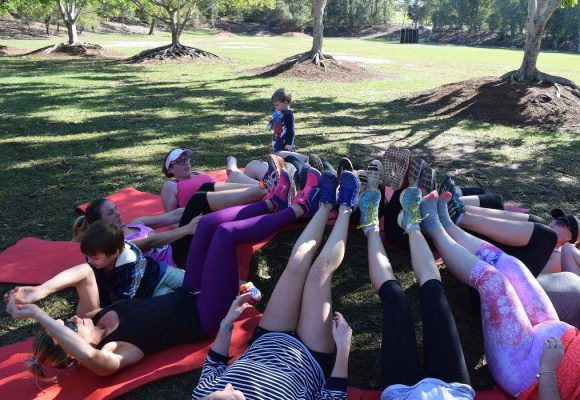 Brisbane Outdoor Group Classes